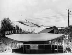 WARSZAWA POWIŚLE- revitalization of the lower pavilion of Warsaw's emblematic train station