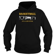 Basketball It's A Life Style T-Shirt
