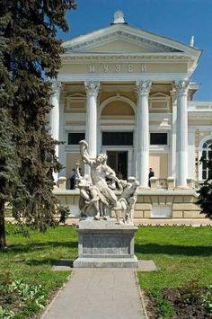 Laokoon Gruppe, Archäologisches Museum, Odessa, Die ehemalige Sowjetunion, jetzt bestellen auf kunst-fuer-alle.de