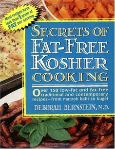 Secrets of Fatfree Kosher *** Details can be found by clicking on the image.
