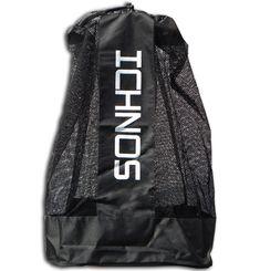 Ichnos Team jumbo ball bag sack holder with shoulder strap – ICHNOS SPORTS