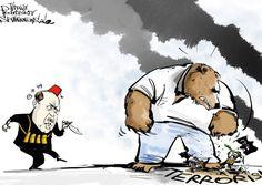Die russische Luftwaffe hat im Norden Syriens ein Waffendepot der Islamisten-Söldner zerstört. Die syrische Armee hingegen hat das Turkmenen-Gebirge komplett befreit. Für den Nato-Staat Türkei ist …