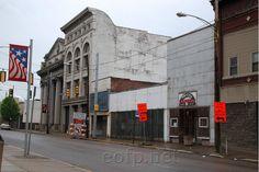 Downtown <b>Braddock</b> Pennsylvania