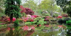 25 Photographs Of The World's Most Famous Gardens