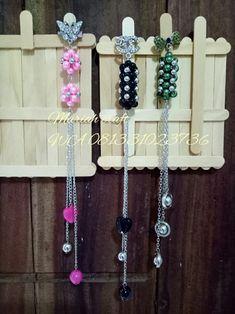 Bros dagu by Mariah craft Hair Pieces, Hijab Fashion, Headpiece, Knots, Diy And Crafts, Dangles, Brooch, Drop Earrings, Womens Fashion