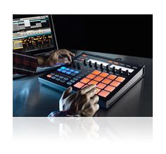 I have always loved the MPC, but have waited for the day a machine like Maschine would come along.  Another dream come true.  It's like an MPC x 1 Billion. Solid as a rock.