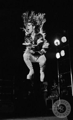 Ozzy Osbourne by Steve Emberton