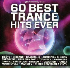 60 Best Trance Hits Ever - 60 Best Trance Hits Ever, Blue
