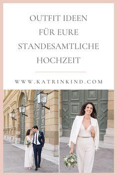 Klassisch oder Tracht? Outfit Ideen für eure standesamtliche Hochzeit Outfits Tipps, Suits, Chic, Blog, Style, Fashion, Marriage Anniversary, Wedding Vows, Classic Outfits