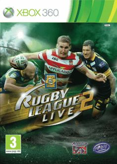 Buy Rugby League Live 2 on Xbox 360 | Free UK Delivery | GAME