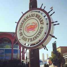 Welcome to Fisherman's Wharf, San Francisco's most famous waterfront community. Explore the area. Your list of places to visit starts here. Fisherman's Wharf San Francisco, San Francisco Tours, California Travel, Bay Area, Places Ive Been, The Neighbourhood, Places To Visit, Vacation, Usa