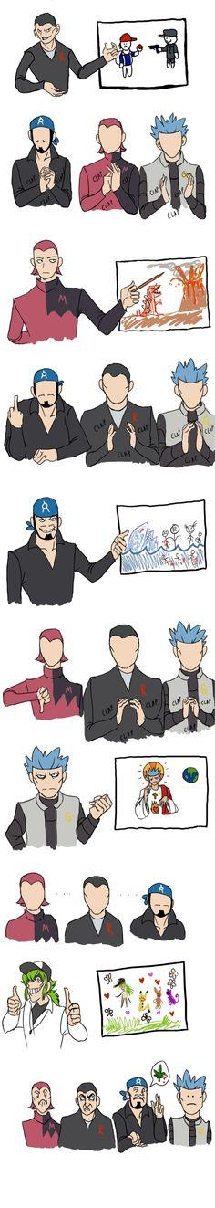 gang leaderes