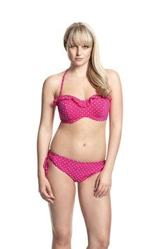 Panache Lingerie   Betty - Padded Bandeau Bikini