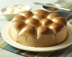 I found this recipe for Beginners Dinner Rolls, on Breadworld.com. You've got to check it out!