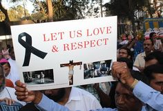 The leader of a Christian advocacy group in India says that incidents of…
