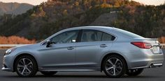 2015 Subaru Legacy the only car in its class with this standard feature