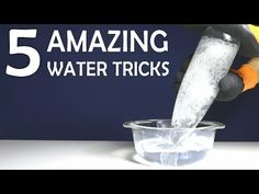 How To Make Your Own Salt Crystals - Cool Science Experiments with Home Science - YouTube