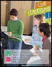 Club Leadership from Ohio 4-H