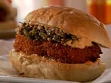 DaSpot Chicken Sandwich