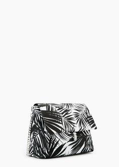 Palm print bag