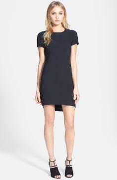 Topshop Crepe Shift Dress | Nordstrom
