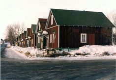 Mountjoy Street North and Fifth Avenue Ontario, Quebec, Sweet Home, Around The Worlds, Canada, Cabin, History, House Styles, City
