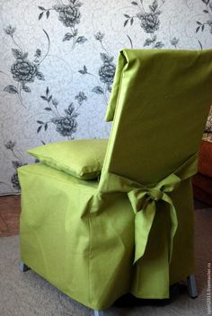 Чехол на стул - Ярмарка Мастеров - ручная работа, handmade