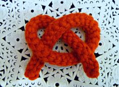 I love discovering different ways of making crochet cords. One of my favorite ways to make a neat, flat cord, is to make a chain and th...