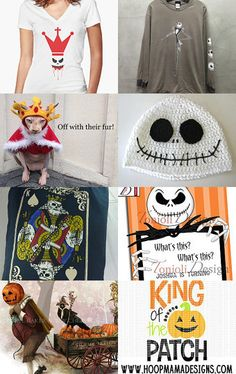 Halloween King by Tetiana Kondratyk on Etsy--Pinned with TreasuryPin.com