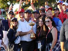 US Wins First Ryder Cup since 2008..