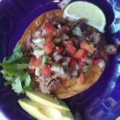 This is a great recipe for authentic Mexican taqueria style carne asada tacos (beef tacos). These are served on the soft corn tortillas, unlike the American version of tacos. Slow Cooker Recipes, Mexican Food Recipes, Crockpot Recipes, Cooking Recipes, Ethnic Recipes, Slow Cooking, Recipes Dinner, Cow Tongue Recipe, Beef Tongue