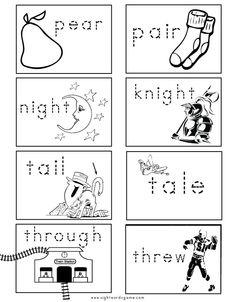 homophone worksheet 4 homophones spelling rules worksheets reading resources. Black Bedroom Furniture Sets. Home Design Ideas
