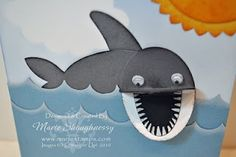 Adaptive Art.  You can't have too many shark projects up your sleeve! :)
