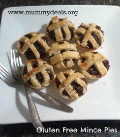 Gluten Free Mince Pi