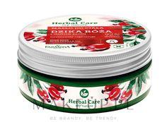 Masło do ciała Dzika róża - Farmona Herbal Care Body Butter Wild Rose kupuj online bez kosztów dostawy | Cena i opinie na MakeUp.pl