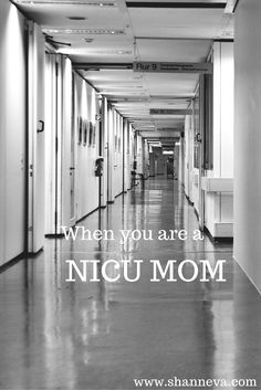 When you are a NICU Mom, you go through things no mother should ever have to experience. Even though you may feel alone, I'm here to tell you you're not.