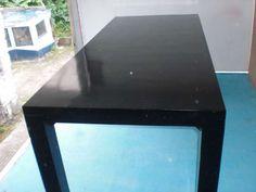 . se vende mesa de comedor nueva a estrenar madera maciza 1 90 largo