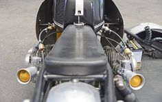 BMW Racing Kneeler Motorcycle 1