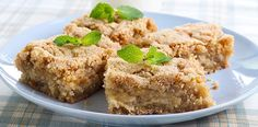 Delight young and old with this twist on the classic crumble. It's great served at teatime or dessert. It also packs well into lunch boxes for grandkids.