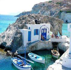 Milos island....