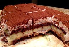 Hungarian Desserts, Hungarian Recipes, Hungarian Food, Poppy Cake, Sweet Cookies, Christmas Desserts, Popsicles, My Recipes, Tiramisu
