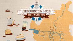 Welche Cafés in Hamburg solltet Ihr mal ausprobieren? Wir haben Hamburger…