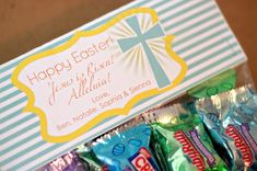The Busy Budgeting Mama: Easter Printables: Cute DIY Easter Treat Giving!