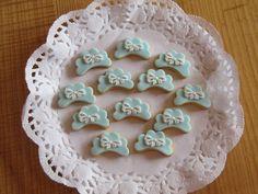 Biscotti, Sugar, Inspiration, Cookies, Fours, Desserts, Wedding, Biscuits, Decorating