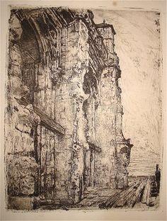Grafiek uit De Antwerpse School: Vaes, Walter (1882-1958)