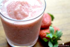 Healthy, Vegan, and Paleo Smoothies Part II