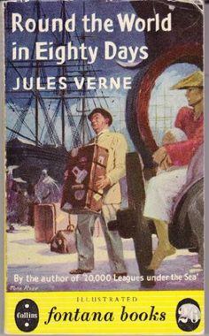 Round the World in Eighty Days von Jules Verne: Bewertung und Details