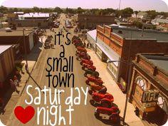 small town saturday night - hal ketchum