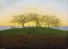 Illustration: Caspar David Friedrich