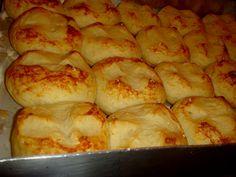 A mesma receita do pão de cará do post anterior vale também para outras amiláceas como batata, batata-doce, inhame (taro), mandioquinha et...